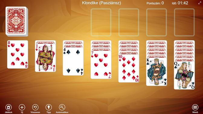 Fix Solitaire Collection probléma